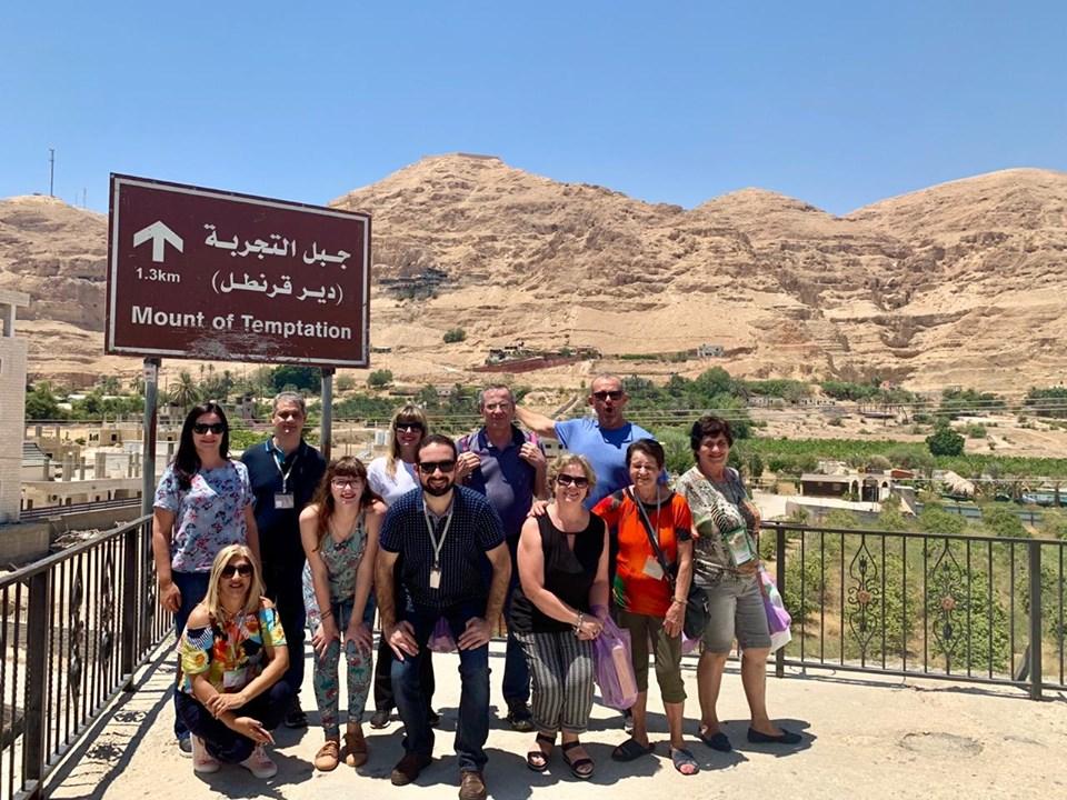 israel espanha tabor turismo